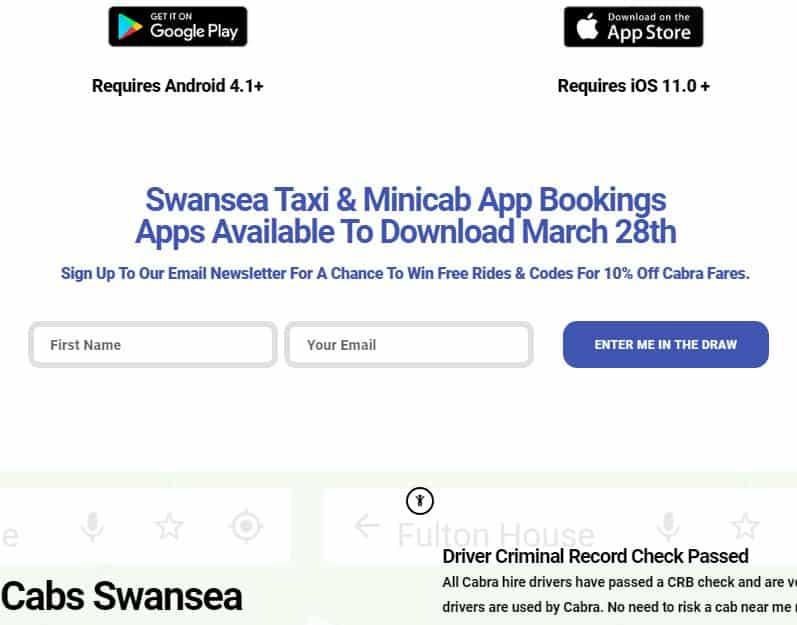 Case Study, Cabra Swansea Case Study
